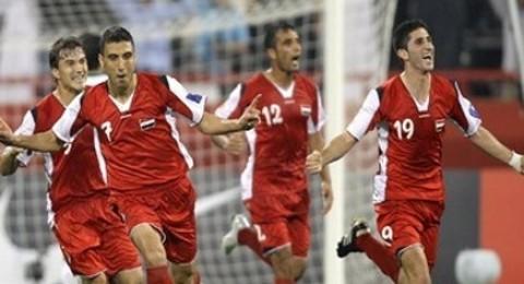 ايران تهب لمساعدة سوريا وتوافق على استضافة مباريات المنتخب