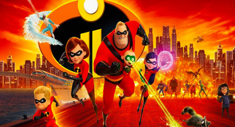 Incredibles 2 مدبلج