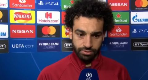 صلاح ليس سعيدا في ليفربول وريال مدريد ينتظره