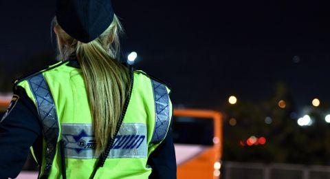 الشرطة: قمنا بسحب 131 رخصة قيادة خلال نهاية الاسبوع