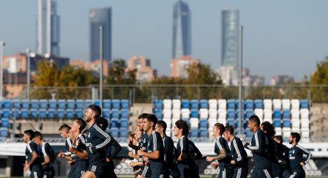 خبر سار لعشاق ريال مدريد قبل موقعة