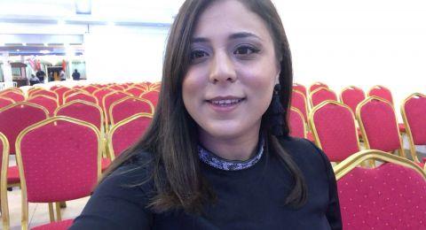 المرشحة سجى أبو خيط :