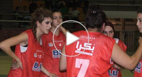 فتيات مجد الكروم بكرة السلة يفزن على فتيات كفر ياسيف 50-45