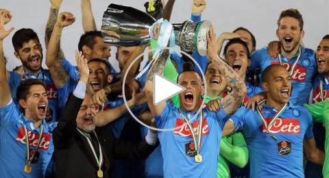 ضربات الترجيح تمنح نابولي لقب كأس السوبر الإيطالي على حساب يوفنتوس