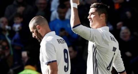 صحافة مدريد تهاجم كريم بنزيمة