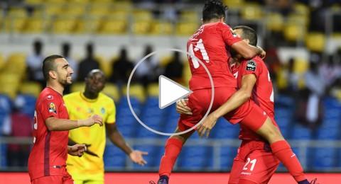 أمم إفريقيا 2017:تونس الى دور الثمانية والجزائر تودع البطولة