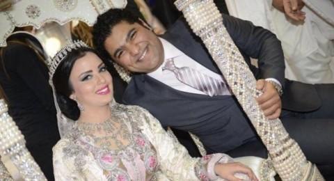 شاهدوا زفاف فريد غنام على الطريقة المغربية