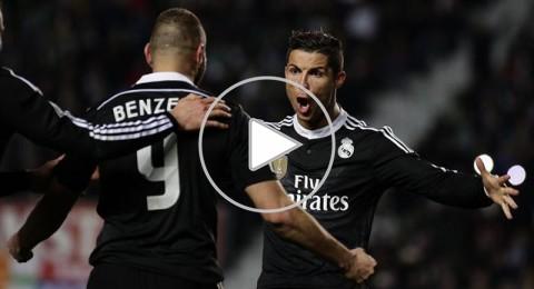 ريال مدريد يصطاد إلتشي ويوسع الفارق مع برشلونة
