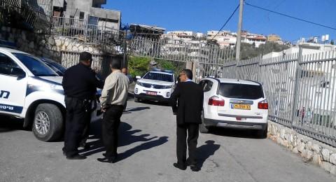 ابتدائية المشيرفة: استنكار عارم بعد الاعتداء على مركبة مدير المدرسة