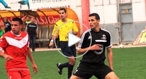 فوز مهم لهبوعيل سخنين على الاخوة كفر مندا(2-0) في مباراة قاع