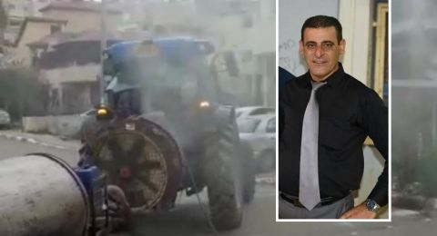 د. حمزة حبيب الله: عمليات تعقيم الشوارع ضد الكورونا – لا تفيد!