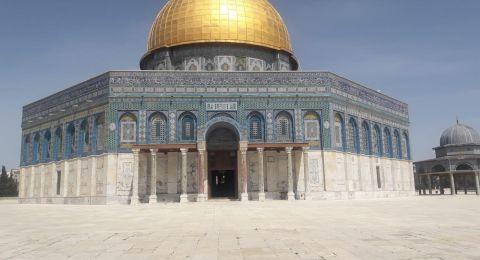 الشيخ الكسواني : تعليق مؤقت للصلاة في الأقصى حفاظا على حياة المقدسيين