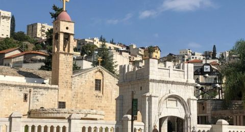 الناصرة- مجلس الطائفة الارثوذكسية: قرار باقتصار المشاركة بالقداديس والصلوات على الكهنة والمرتلين