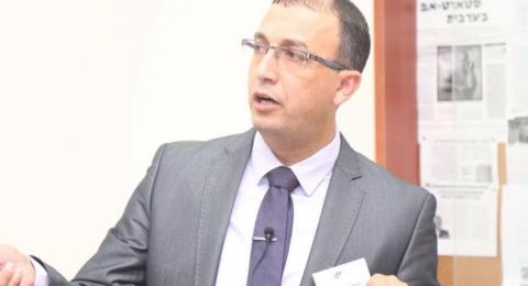 د. خالد عواودة : العدد المعلن عن مرضى الكورونا العرب ليس منطقياً ولدينا مطالب ملحة في هذا الاتجاه