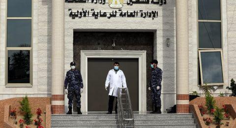 مسؤول في الصحة الفلسطينية لـ