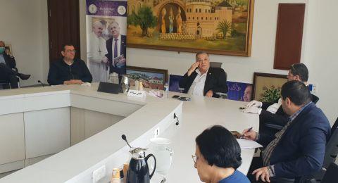 الناصرة: لجنة الطوارئ في البلدية  لمتابعة الأحداث