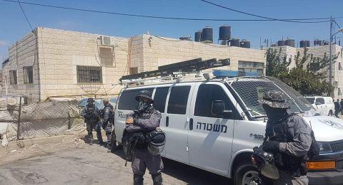 رغم القيود على الحركة .. القوات الإسرائيلية تواصل اقتحاماتها لبلدة العيساوية