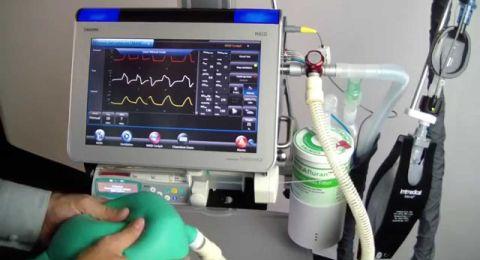 كارثة .. عدد أجهزة التنفس الجاهزة للاستخدام في اسرائيل 1437 فقط!