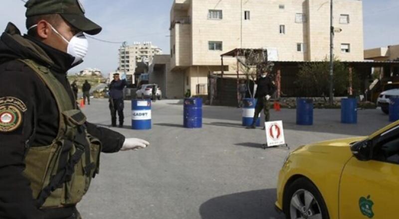 تسجيل اصابة جديدة في رام الله-العدد 60 في فلسطين