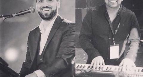 الموت يفجع احلام بوفاة حسام صدام ونشوان مصطفى