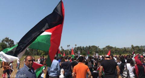 اردان يطلب من الشيخ اطلاق سراح رافع علم اسرائيل بمسيرة العودة!