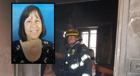 كفر ياسيف: وفاة فلمينا شويري اثر اصابتها نتيجة حريق بمنزلها