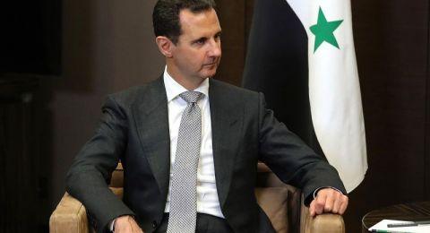 وزير الطاقة،  يوفال شتاينتس يهدد الاسد