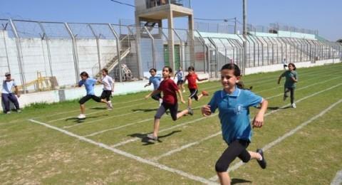 مهرجان اسبوع الرياضة الشفاعمري بمشاركة جميع المدارس