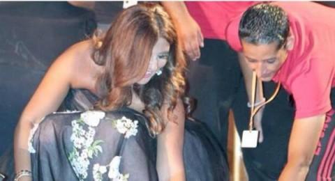 مهرجان جرش الـ 29: شذى حسون توقف حفلها بسبب تسعينية معجبة