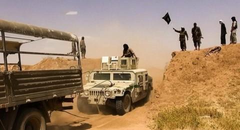 العراق: القوات تتقدم باتجاه تكريت