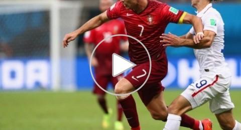 البرتغال تخرج بتعادل ثمين امام اميركا وتبقي على حظوظها في المونديال