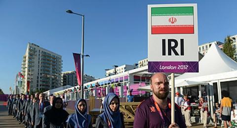 ايران تسمح لرياضييها اللعب امام إسرائيليين