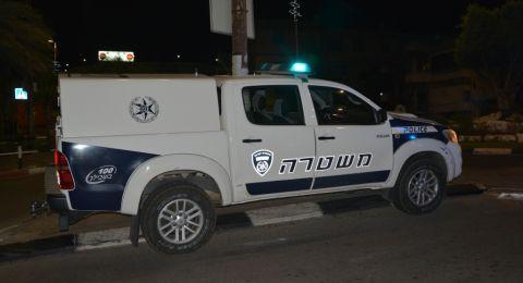 القاء قنبلة على منزل رئيس مجلس كفر ياسيف