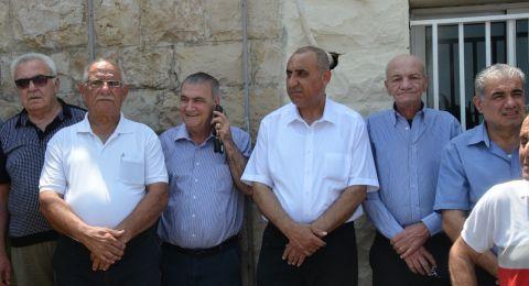 رئيس مركز الحكم المحلي، بيباس: نطالب الشرطة بالقبض على المعتدين على رئيس مجلس كفر ياسيف