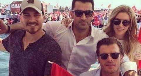 كينان أميرزالي أوغلو يستأجر يختاً فاخراً لقضاء عطلة مع أشهر نجوم تركيا