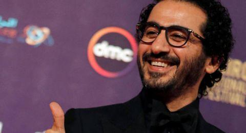 أحمد حلمي يشارك بتحدي