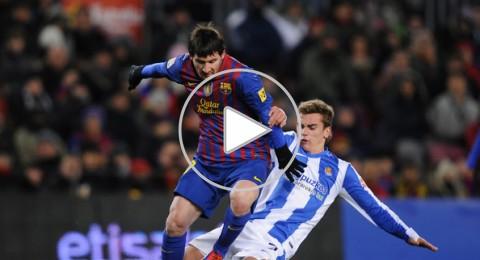برشلونة يتابع في حصد النقاط بفوزه العريض على ريال سوسيداد