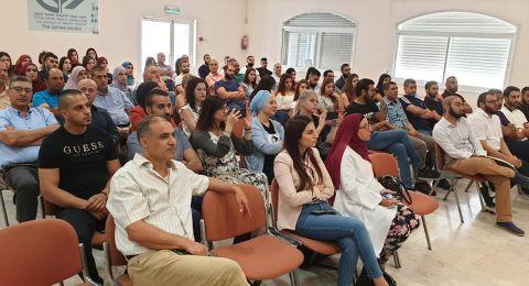 حضور واسع لليوم العلمي الذي نظمته جمعية أطباء الأسنان العرب ضمن برنامج التعليم المستمر للدورة القادمة