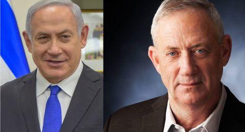استطلاع: أكثر من 50% يدعمون حكومة وحدة وطنية في إسرائيل