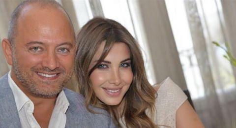 نانسي عجرم تنشر صورة مع زوجها: