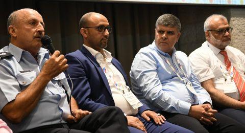 مؤتمر لرؤساء السلطات المحلية العربية بالقدس لمناقشة قضايا العنف والتنظيم والبناء في المجتمع العربي