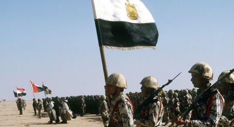 بيان للجيش المصري بشأن