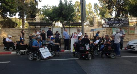 معطيات رسمية: معظم مراكز الاقتراع لم تلائم ذوي الاحتياجات الخاصة