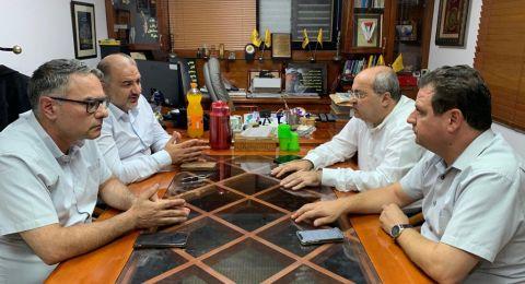 جلسة عاجلة لرئاسة المشتركة قبيل تكليف أحد المرشحَين تشكيل الحكومة