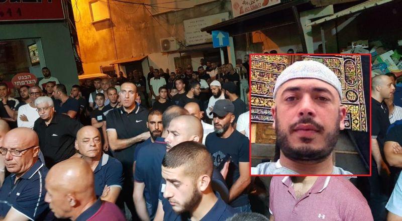 امّ الفحم: تشييع جثمان القتيل اياد حمزة بدير