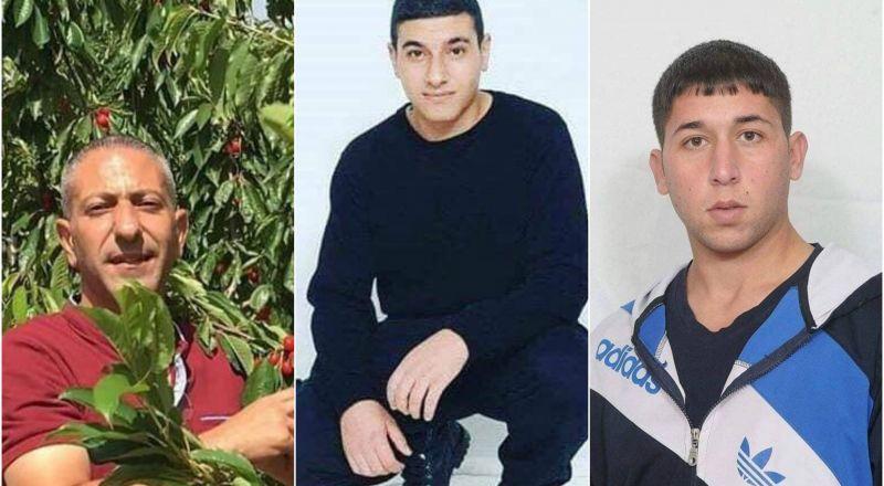 الكشف عن اسماء المشتبهين الفلسطينيين بتنفيذ عملية