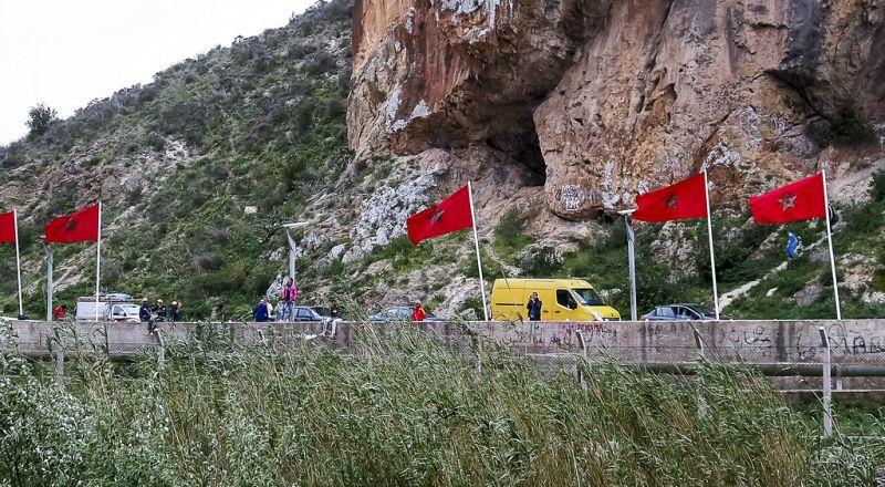 هذه حقيقة فتح الحدود البرية المغلقة بين المغرب والجزائر
