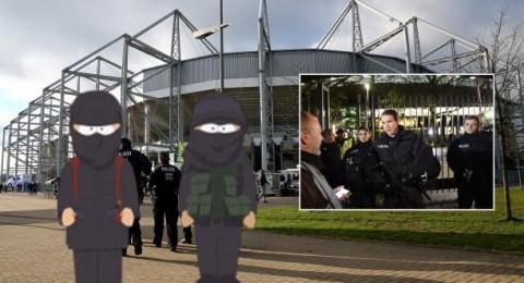 خمسة إرهابيين من بينهم امرأة...كانوا يخططون لتفجير ملعب بألمانيا