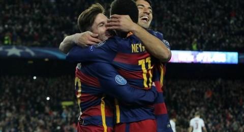 برشلونة يضرب سوسيداد برباعية ويبتعد بالصدارة