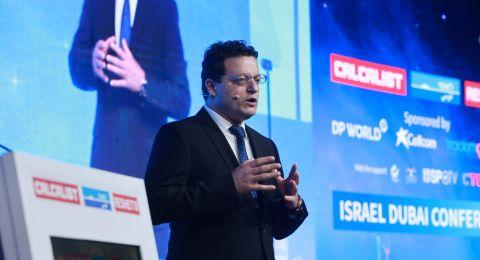 د. سامر حاج يحيى رئيس بنك لئومي يفتتح المؤتمر الأول